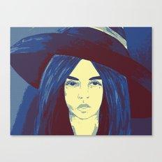 Woman 1 Canvas Print