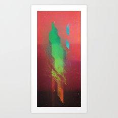 WHISTLEGRASS Art Print