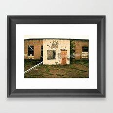 Transitions #1 Framed Art Print