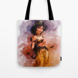 Princess Steampunk Tote Bag