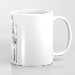 The World's Greatest Rockets - Past, Present, and Future Coffee Mug