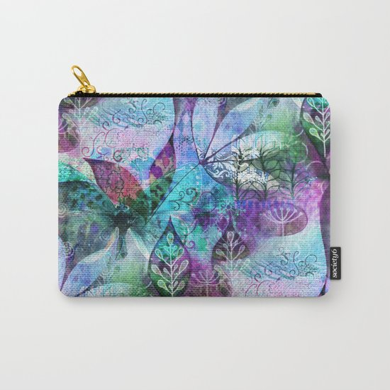 Nocturnal Whimsy Carry-All Pouch