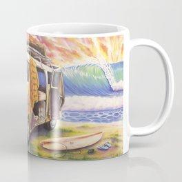 Hippie Surfer Life Coffee Mug