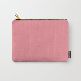 Mauvelous Pink Color Carry-All Pouch