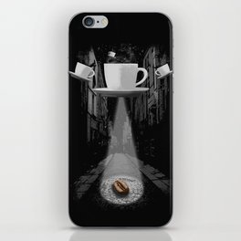 Mr. Coffee Bean iPhone Skin