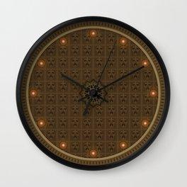 Maya  Wall Clock