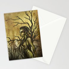 Dark Dryad Stationery Cards