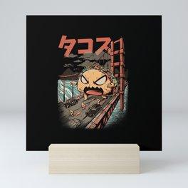 The Black Takaiju Mini Art Print