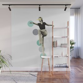 The Rules of Dance I Wall Mural