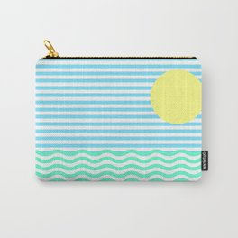 Coastline (Sunrise Blue) Carry-All Pouch