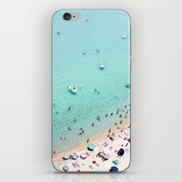 Beach Day iPhone Skin