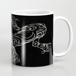 Lizard in Reverse Coffee Mug