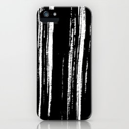 Frozen Falls No. 3 iPhone Case