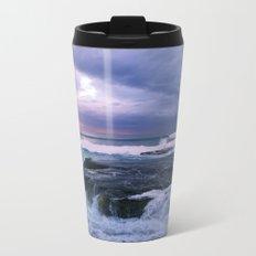 Stormy Weather Metal Travel Mug