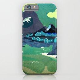Norway 6 iPhone Case