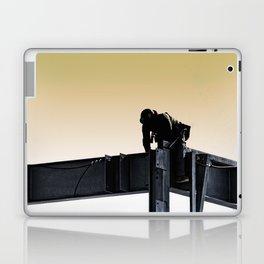 Steel worker Laptop & iPad Skin
