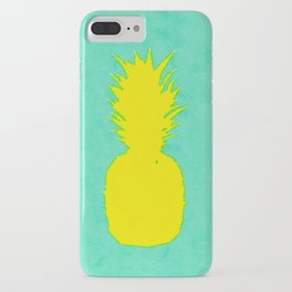 Spring Pineapple iPhone Case