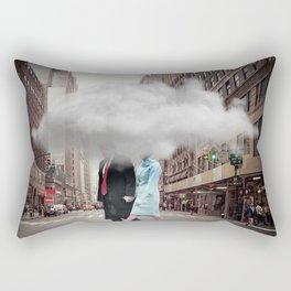 Under a Cloud Rectangular Pillow