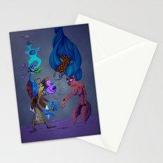Unfolding a symbolic reality Stationery Cards