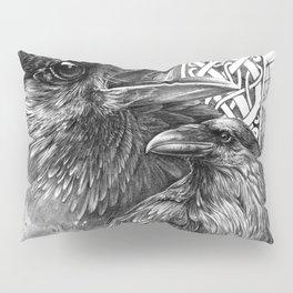 Huginn and Muninn - Michelle S. Have Pillow Sham