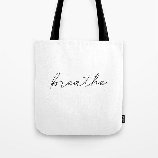 Breathe by blackandwhitetype