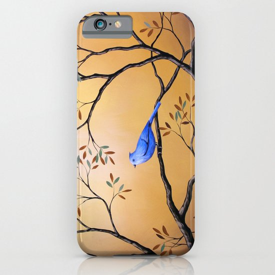 Silent Song iPhone & iPod Case
