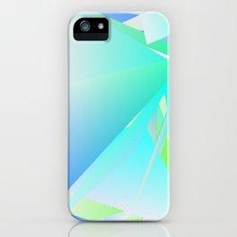 Tropical Breeze 1 iPhone Case