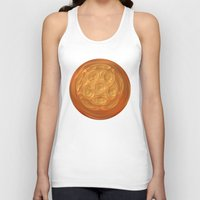 dune Tank Tops featuring Dune by Lyle Hatch