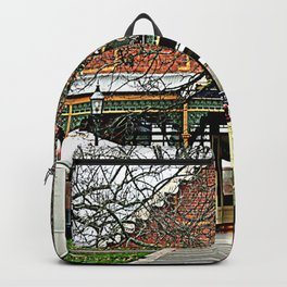 Pipers Restaurant Backpack