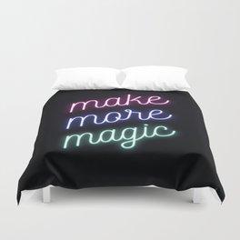 Make More Magic Duvet Cover