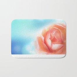 December Rose Bath Mat