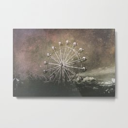 Dream of Fun Metal Print