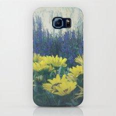 Small Summer Garden Galaxy S6 Slim Case