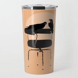 Les Crowbusiers Travel Mug