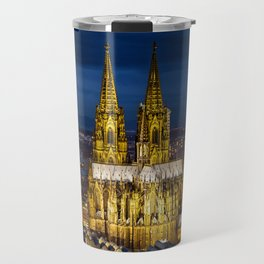 Cologne_20180801_by_JAMFoto Travel Mug