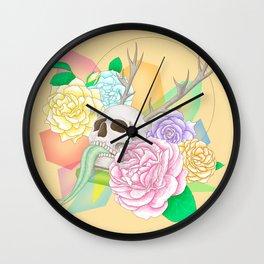 Fancy Grave Wall Clock