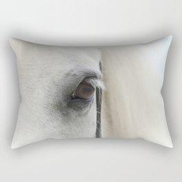Horse Soul Rectangular Pillow