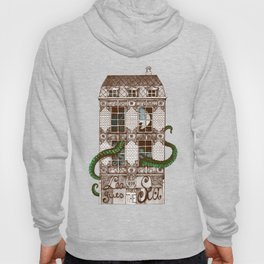 20 000 Leagues Under the Sea (color) Hoody