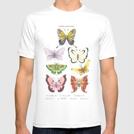 Butterfly Pokémon of the World T-shirt