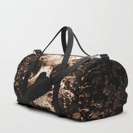 Skull Face Scary Duffle Bag