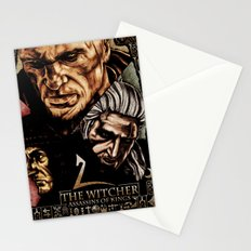 The Witcher 2 Stationery Cards