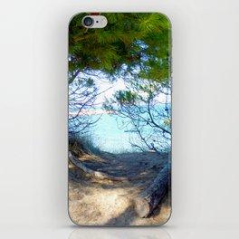 Secret Place iPhone Skin