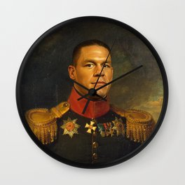 John Cena - replaceface Wall Clock