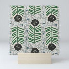 Seedling Floral Mini Art Print