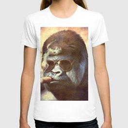 Gorilla in the Mist T-shirt