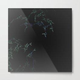 Geometric Cosmic Light 134 Metal Print