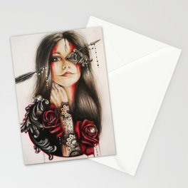 Self Affliction Stationery Cards