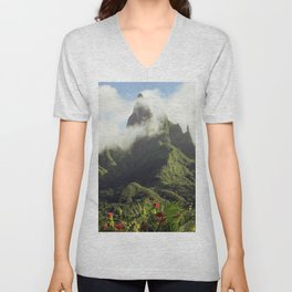 Marquesas Islands Of Mystery Unisex V-Neck