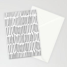 Boho Wall Art, Black and White, Line Art Stationery Cards