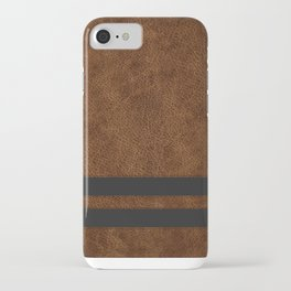 Leather Hide iPhone Case